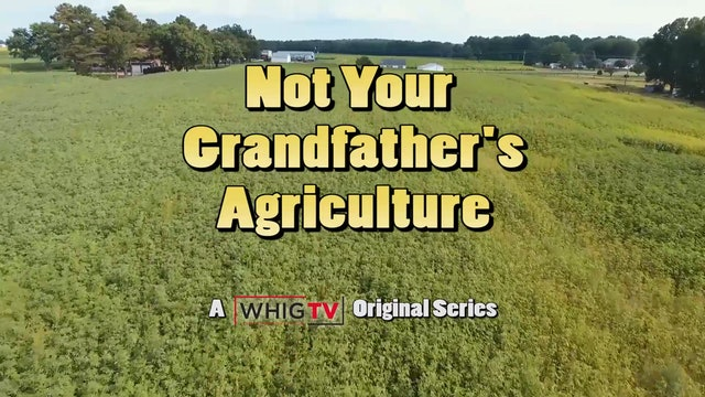 Not Your Grandfather's Agriculture - The Grass Is Greener