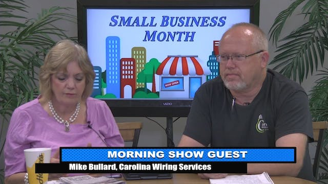 The Morning Show - Small Business Seg...