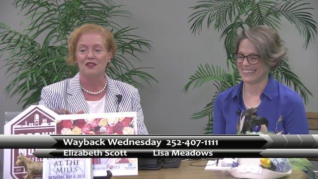 Wayback Wednesday - Lisa Meadows and ...