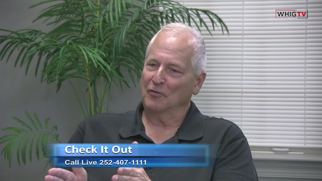 Check It Out - Sheriff Keith Stone