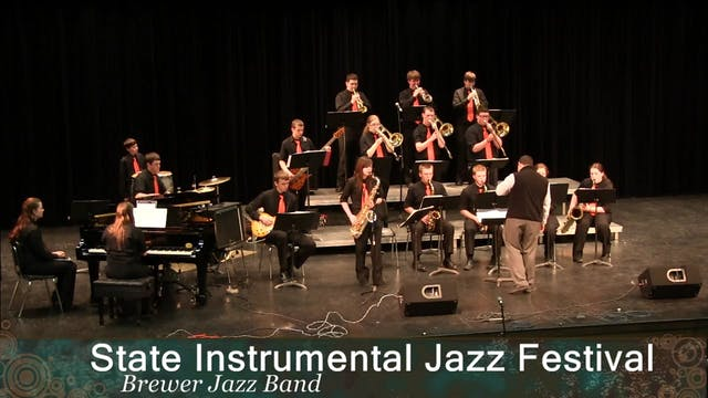 Brewer Jazz Band