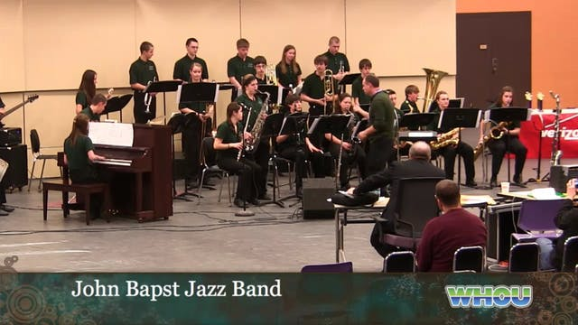 John Bapst Jazz Band