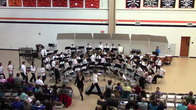 All Aroostook Band Festival 1-14-17