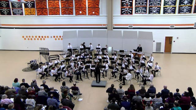 All-Aroostook Band Festival 1-18-20