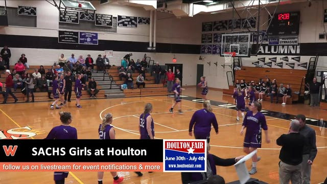 SACHS Girls at Houlton 12-22-17