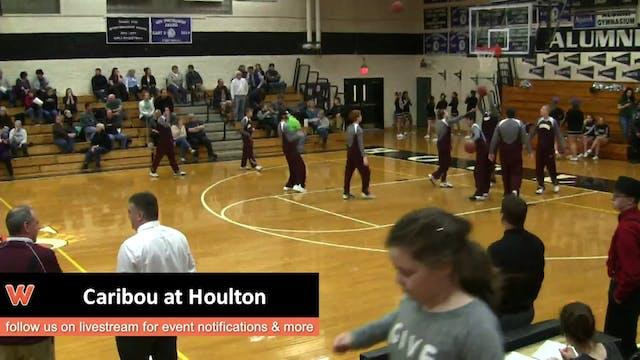 Caribou @ Houlton Boys 1-31-17