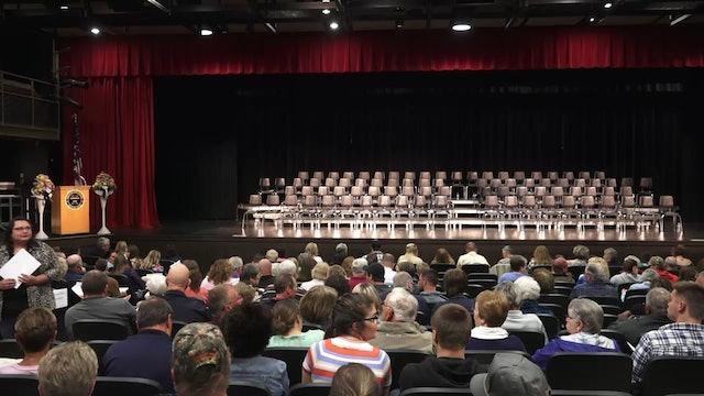 2018 Last Chapel - Houlton High School