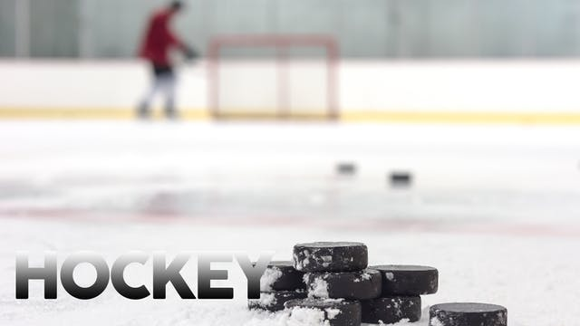 OT/O at Bangor Boys JV Hockey 1/11/21