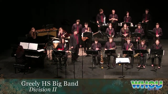 2014 Night Finals - Maine Instrumental Jazz Festival