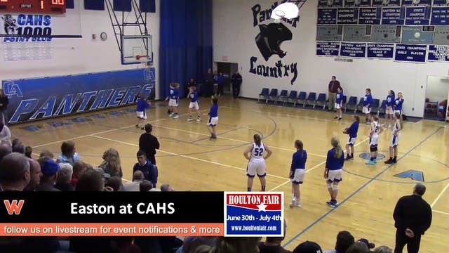 Easton at CAHS 1-2-18 Boys and Girls