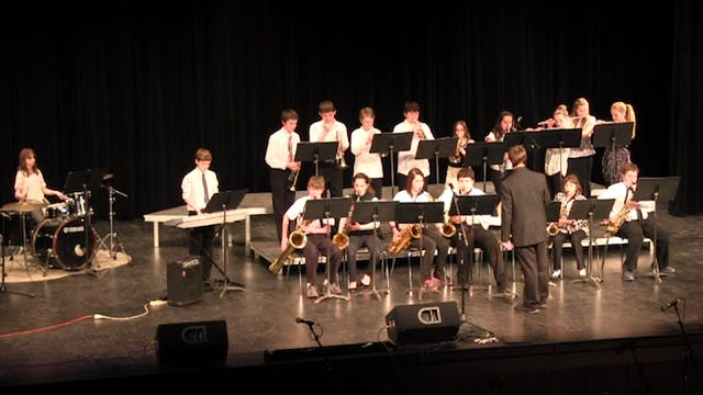 Southside Jazz Band 3-21-13