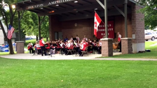 McGill's Community Band Concert