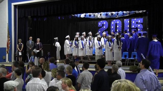 Hodgdon Graduation 2015