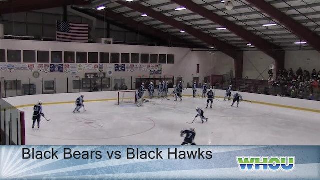 Old Town/Orono vs Blackhawks 1-29-14