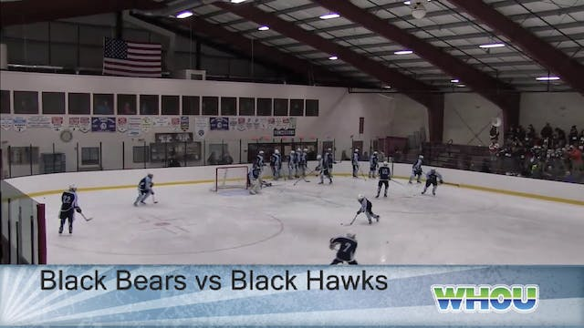 Old Town/Orono vs Blackhawks 1-29-14