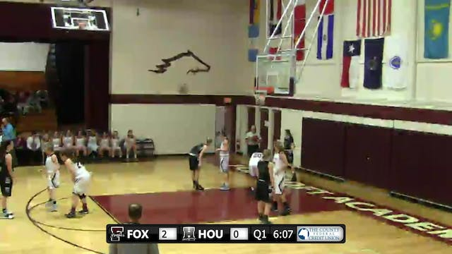 Houlton Girls at Foxcroft Academy 12-...