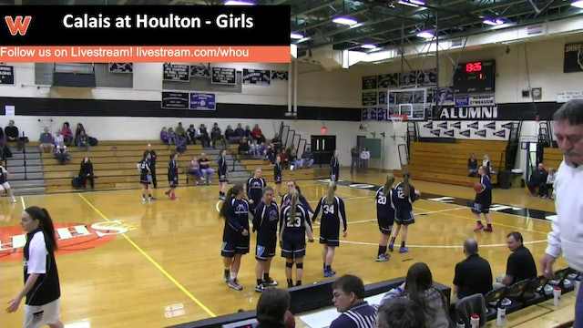 Calais at Houlton - Girls 1/18/16