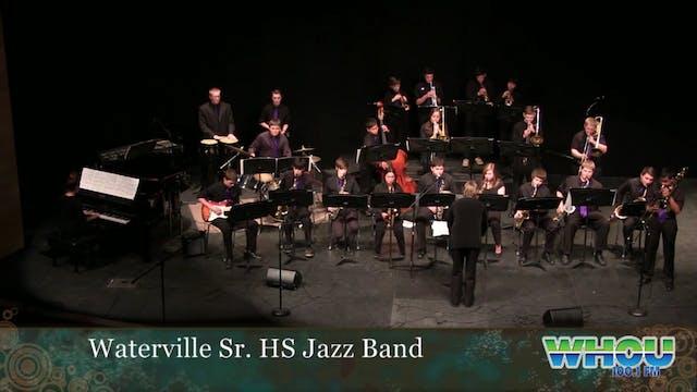 Waterville High School Jazz Band