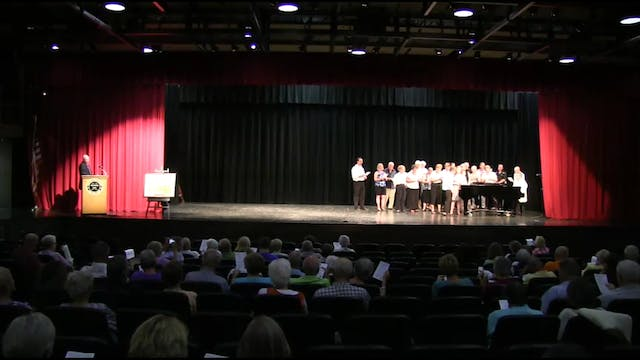 Houlton High School Variety Show 3
