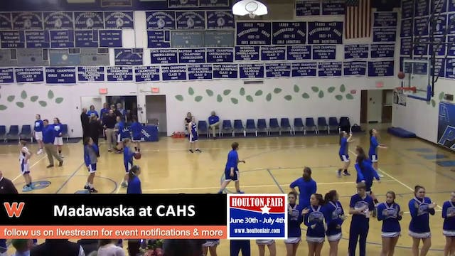 Madawaska at CAHS 2-2-18