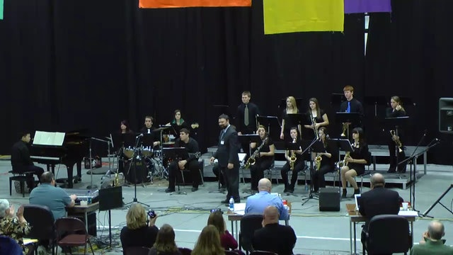 Mattanawcook Academy Jazz Band
