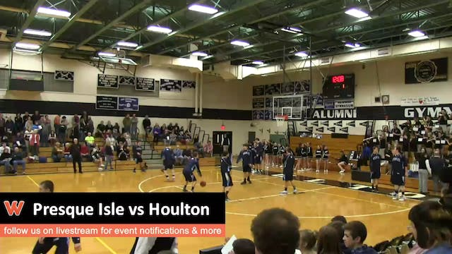 Presque Isle at Houlton - Boys