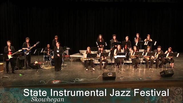Skowhegan Jazz Band