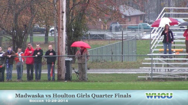 Madawaska vs Houlton Girls 10-25-14 Q...