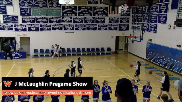 Houlton at CAHS - Girls - January 23,...