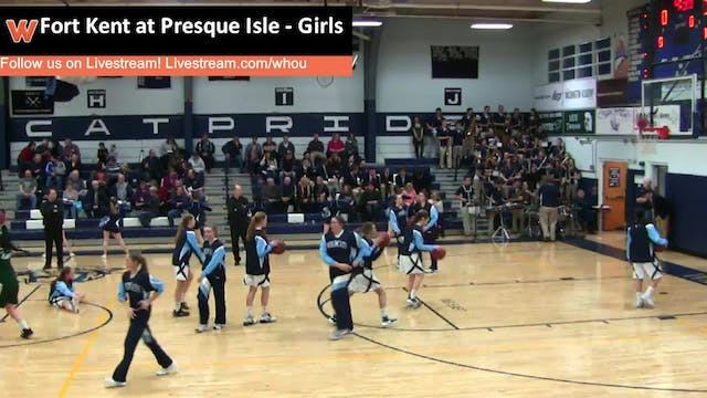 Fort Kent at Presque Isle - Girls
