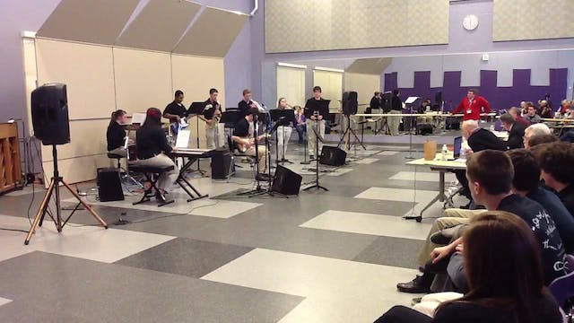South Portland HS Jazz Combo B - Main...
