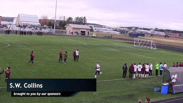PI vs. Washington Academy - Boys Soccer North Final 10-31-18