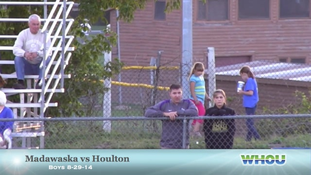 Madawaska v Houlton Boys 8-29-14