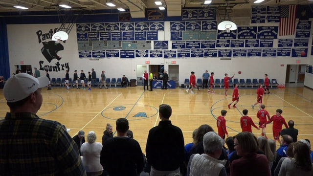 Fort Fairfield Boys at CAHS 1/24/20
