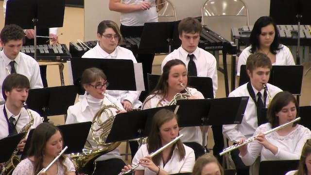 All-Aroostook High School Band 2016