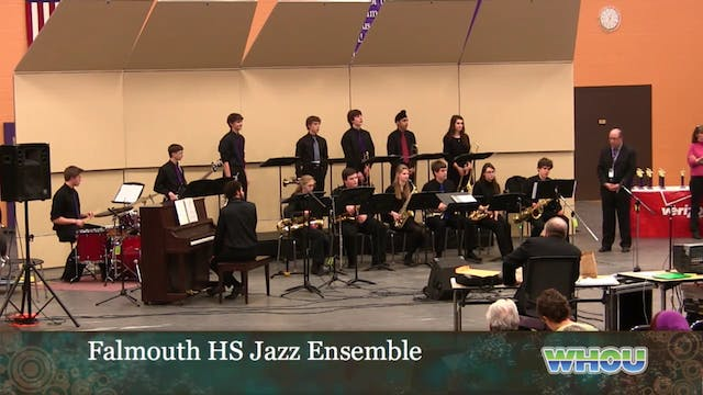 Falmouth HS Jazz Ensemble