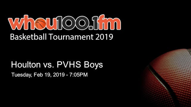 Houlton vs. PVHS - Boys 2/19/19