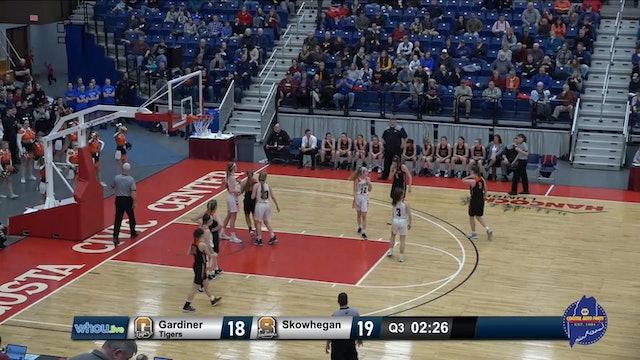 #27 Class A Girls - Skowhegan vs. Gardiner - 2/19/20