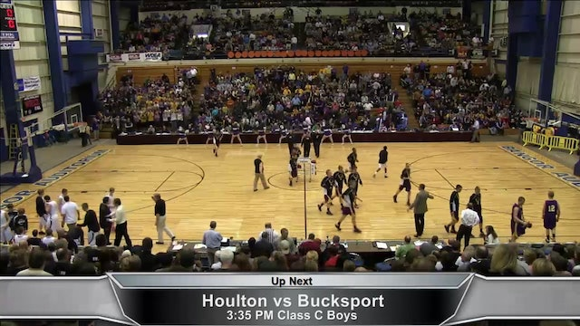 Houlton vs Bucksport Boys