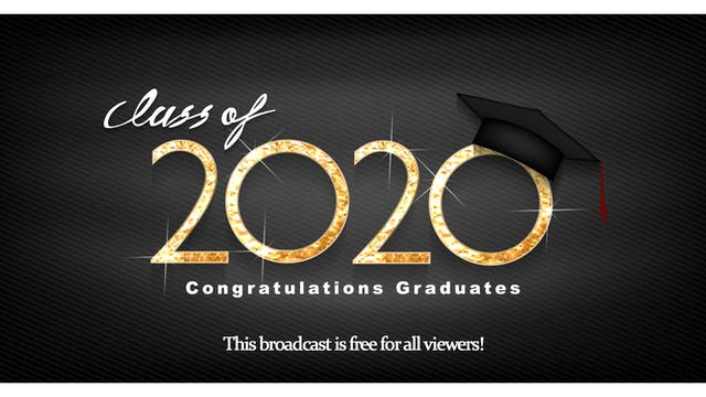 Houlton High School Graduation 2020