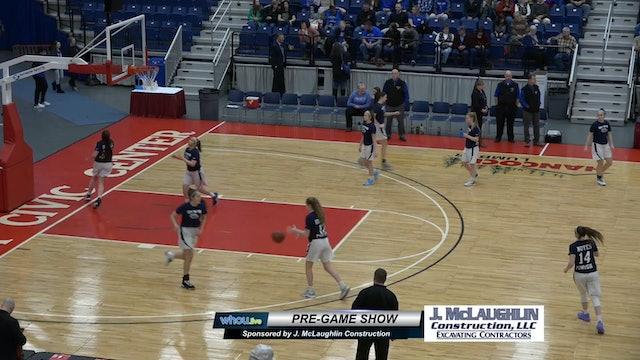 #39 Class D Girls - South Regional Final -Valley vs Greenville - 2/22/20