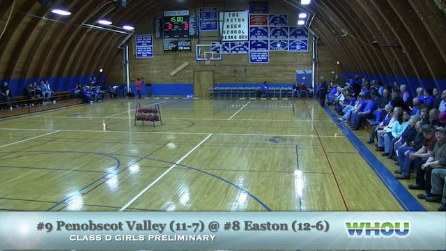 Penobscot Valley v Easton Girls 2015