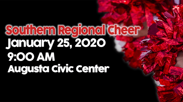 South Region Cheer 2020 - Augusta