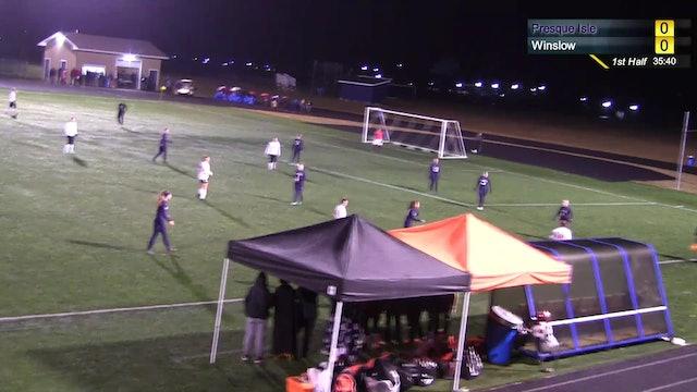 PI vs. Winslow - Girls Soccer North Final 10-31-18