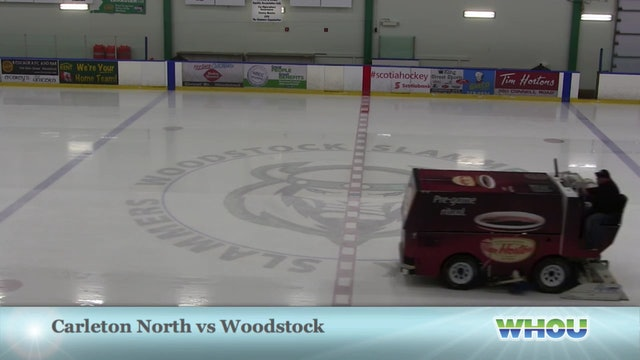 Carleton North vs. Woodstock Girls