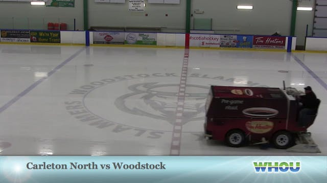 Carleton North vs. Woodstock Girls