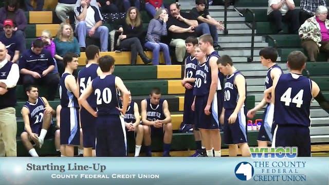 Presque Isle vs Fort Kent Boys 1/15/14