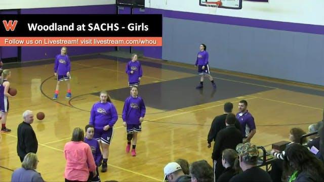 Woodland at SACHS - Girls