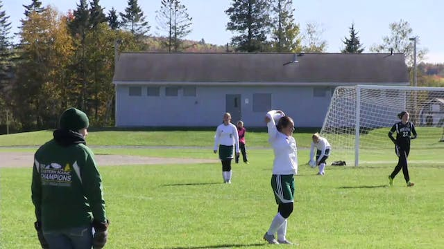 Houlton vs. Fort Kent Girls 10-10-15