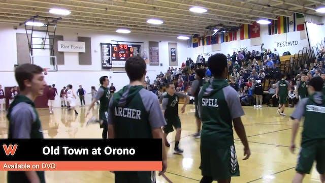 Old Town at Orono 2-8-18